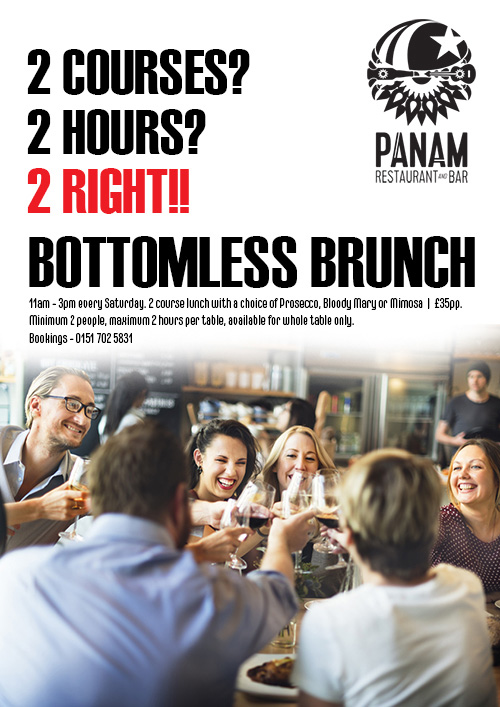 Panam Restaurant And Bar In Liverpool